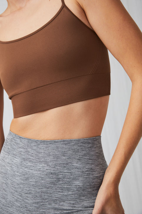 Seamless™ Yoga Bra