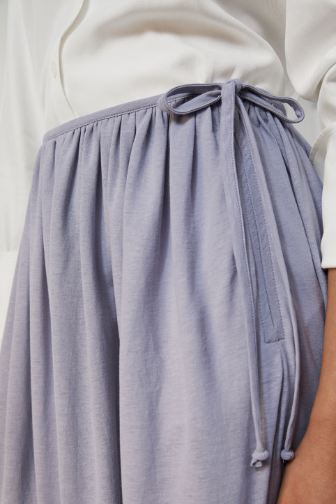 Ice Crepe Skirt