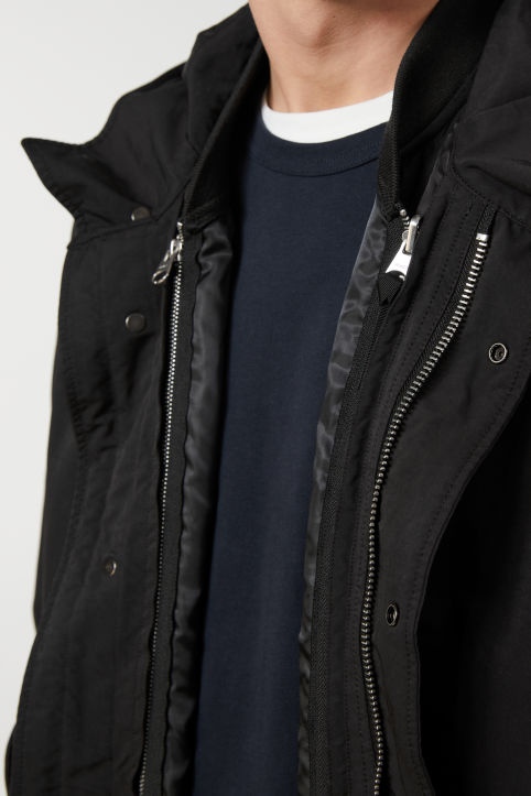 Lightweight Fishtail Parka