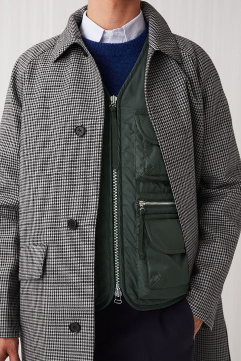 Padded Fisherman Vest
