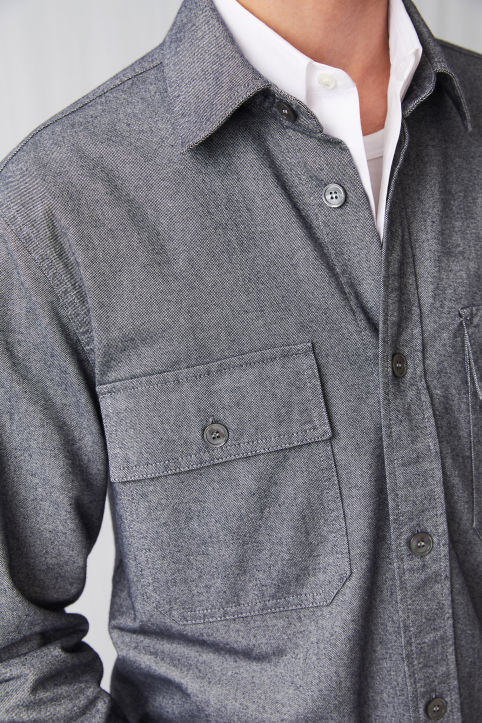 Oxford Overshirt
