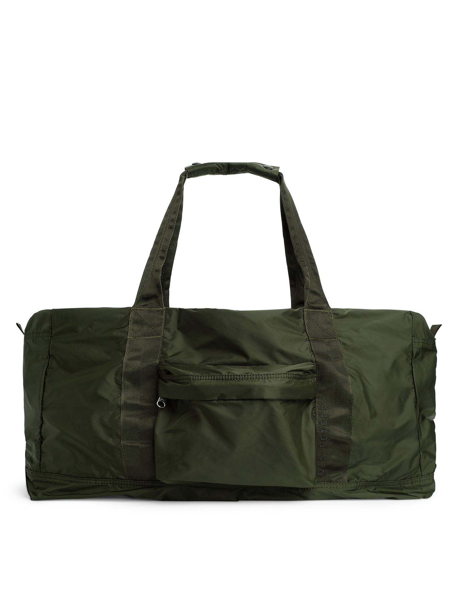 Fabric Swatch image of Arket packable duffle in green
