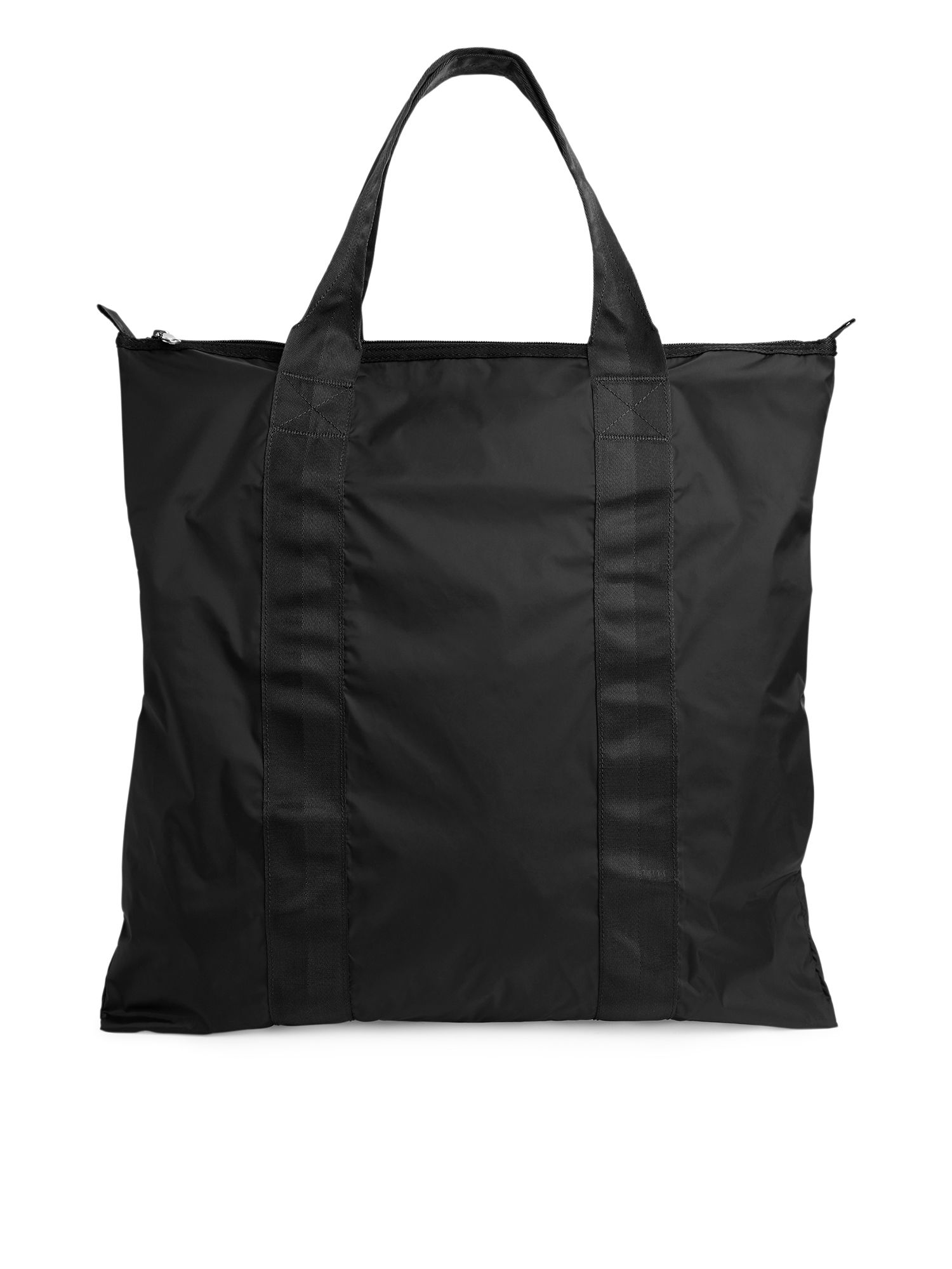 Fabric Swatch image of Arket packable tote in black