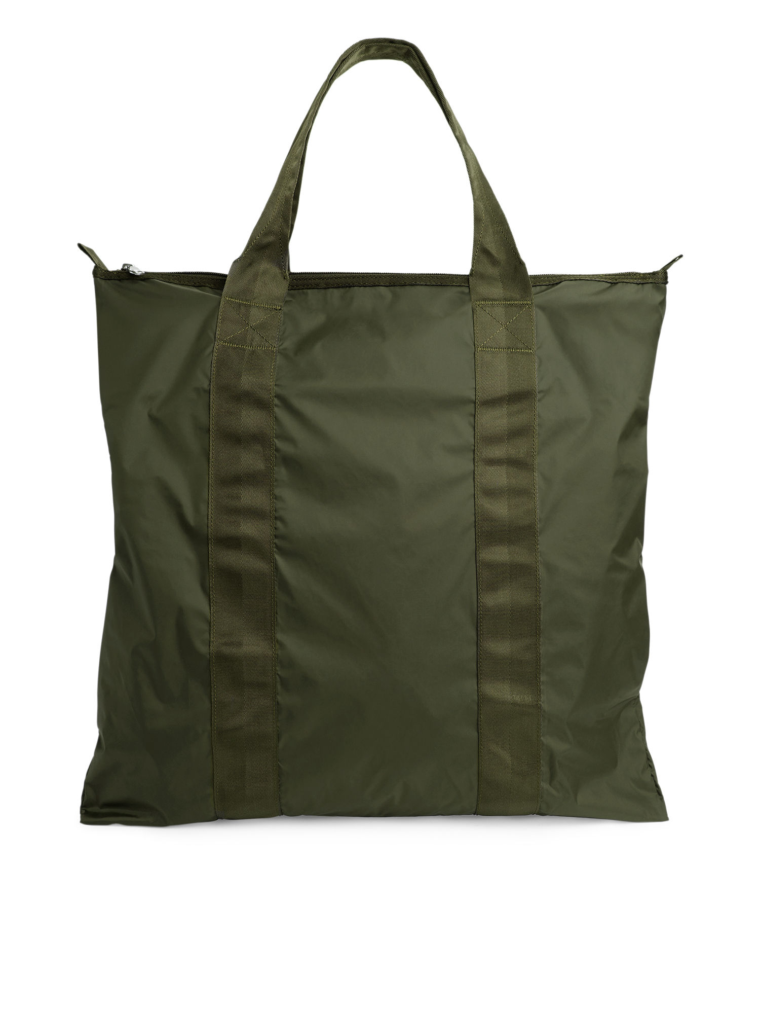 Fabric Swatch image of Arket packable tote in green