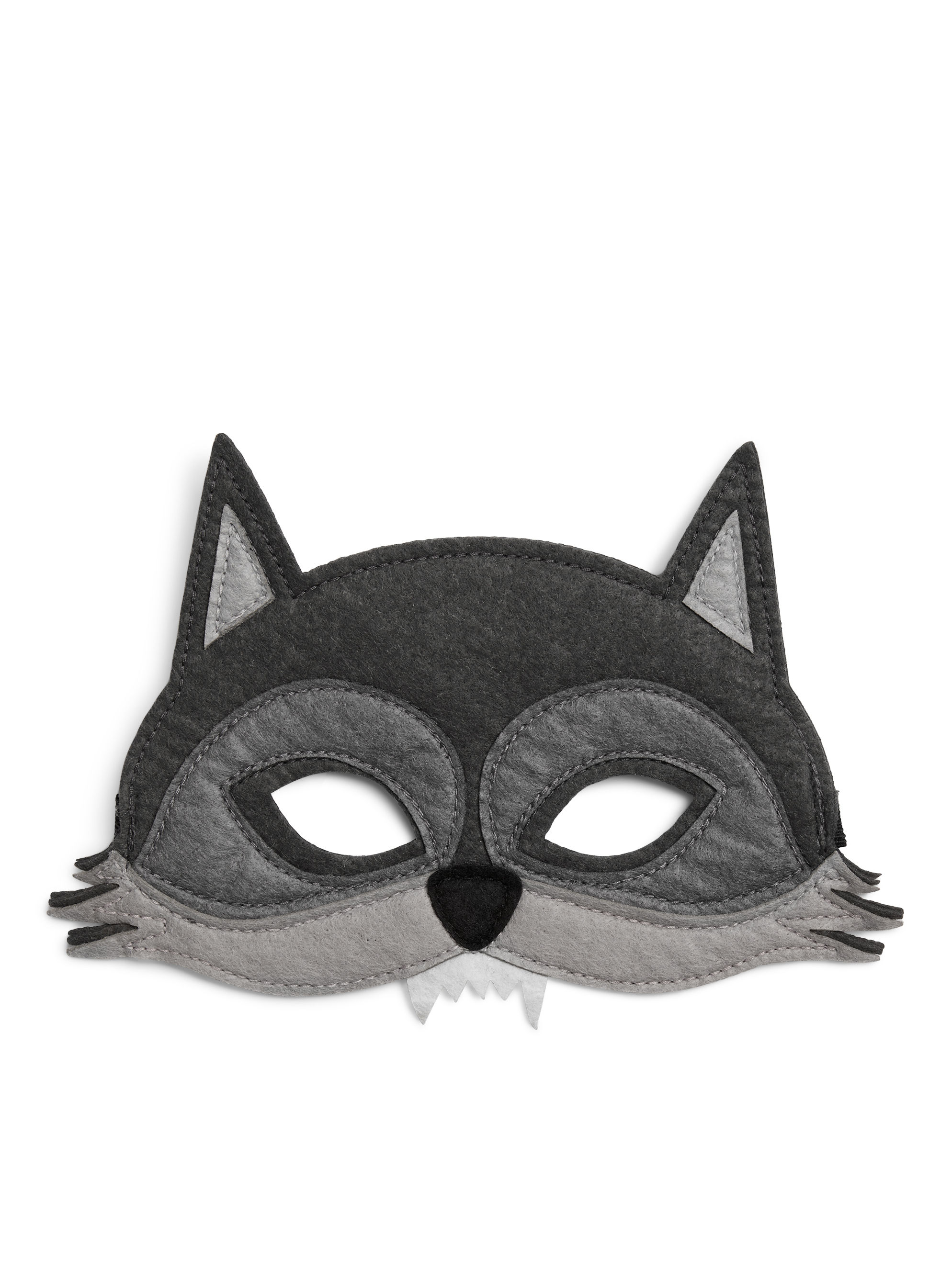 Fabric Swatch image of Arket animal mask in grey