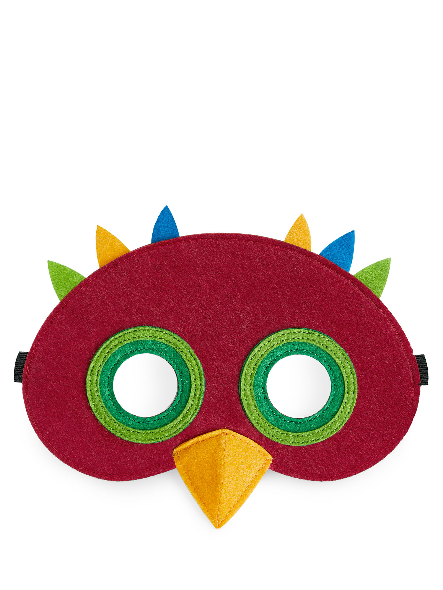 Fabric Swatch image of Arket animal mask in red