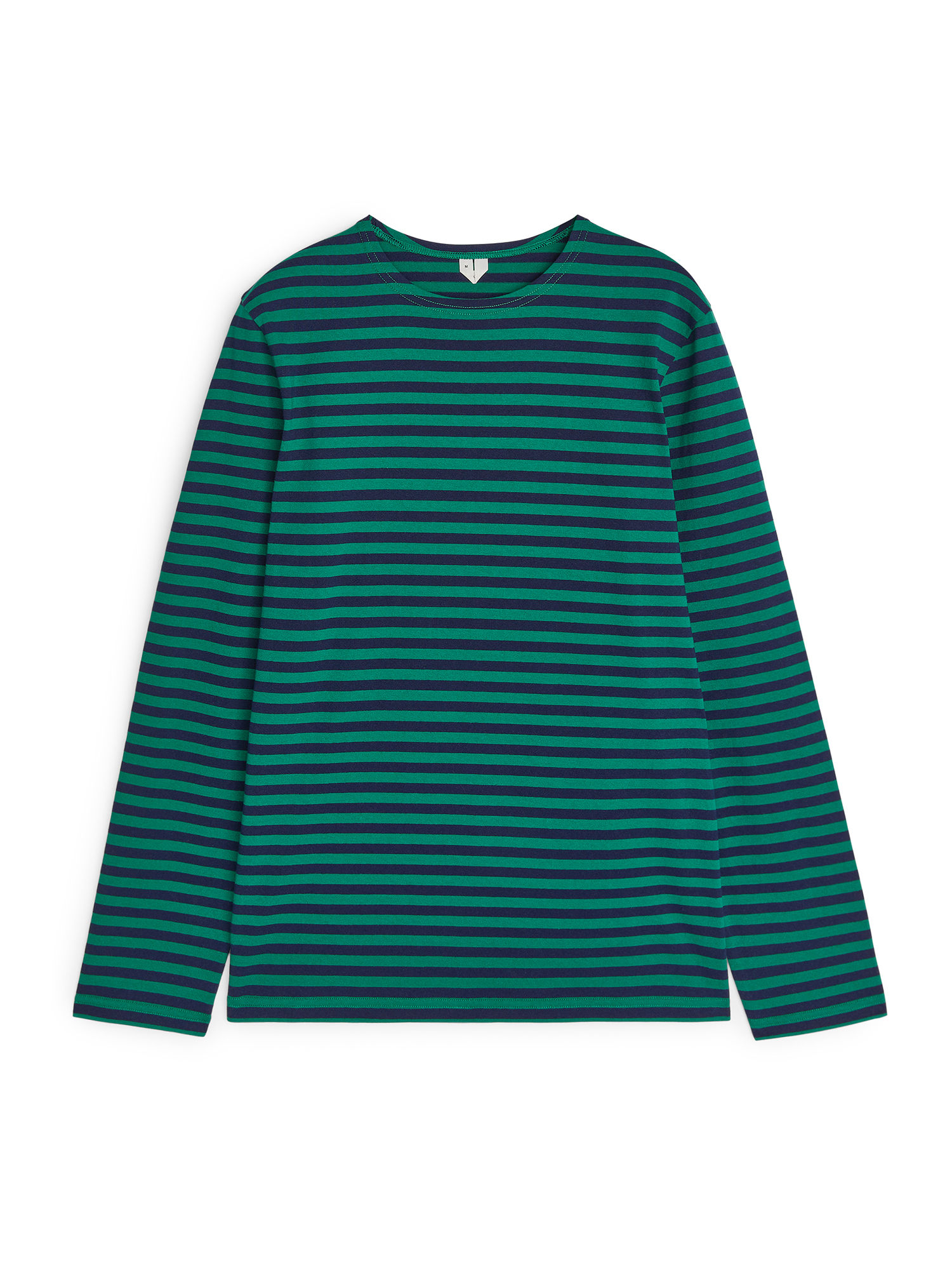 Fabric Swatch image of Arket heavyweight long sleeve in green